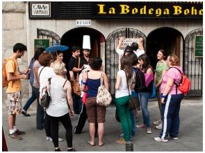 Yincana Cultural Madrid. Foto: Asociación Cultural AponWao